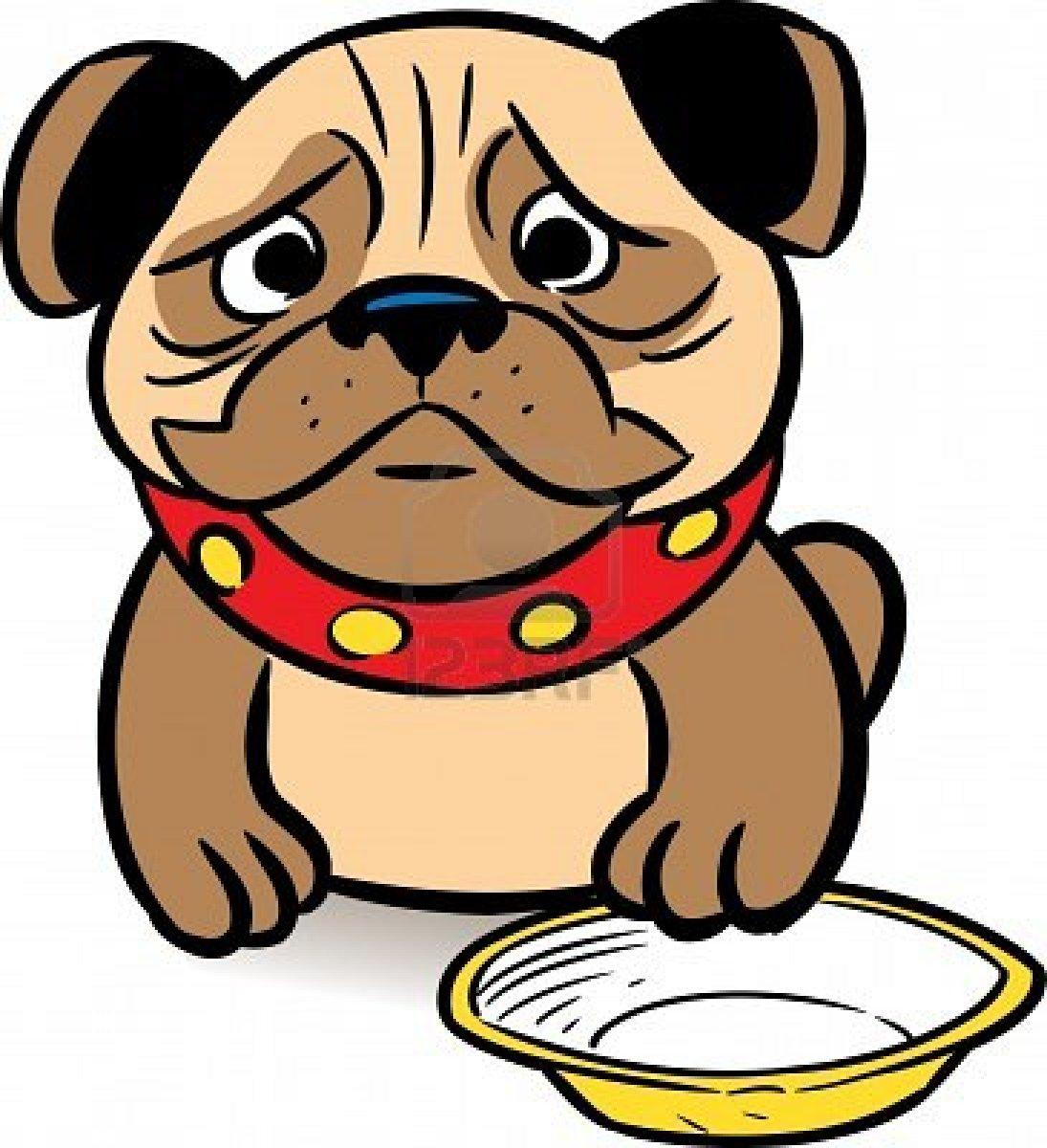 Pets clipart sad #6