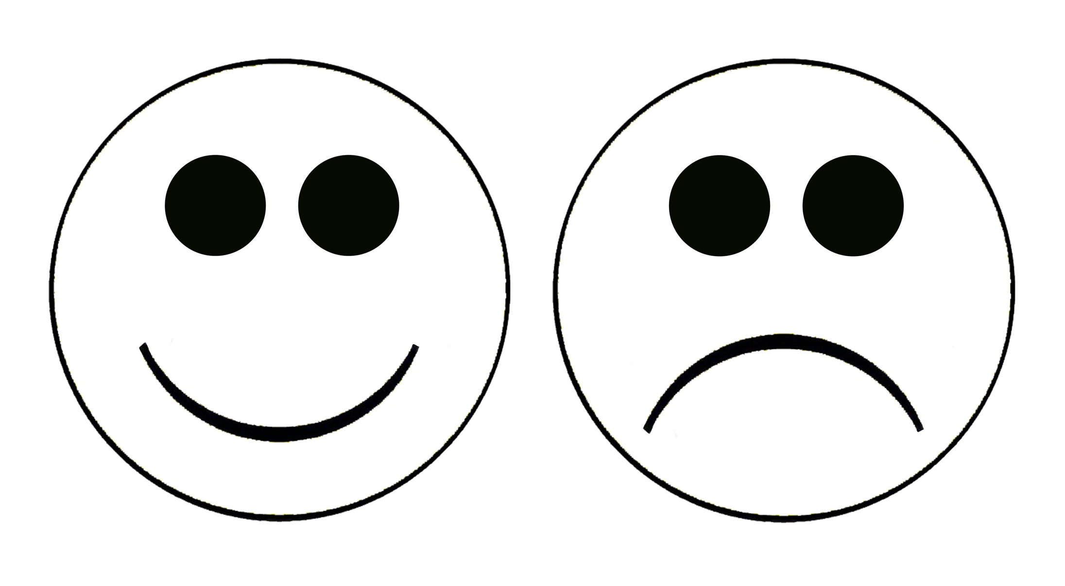 Sadness clipart frowny face Smiley art collection Sad clip