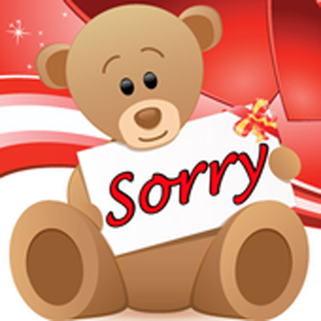 Sadness clipart im sorry Sad Color Sorry  I'