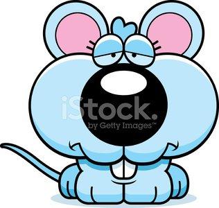 Sadness clipart sad baby 365PSD Sad Mouse stock Sad