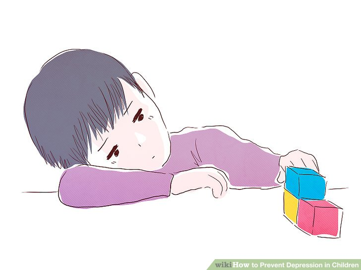 Grieve clipart child depression Pictures) Prevent in Children titled