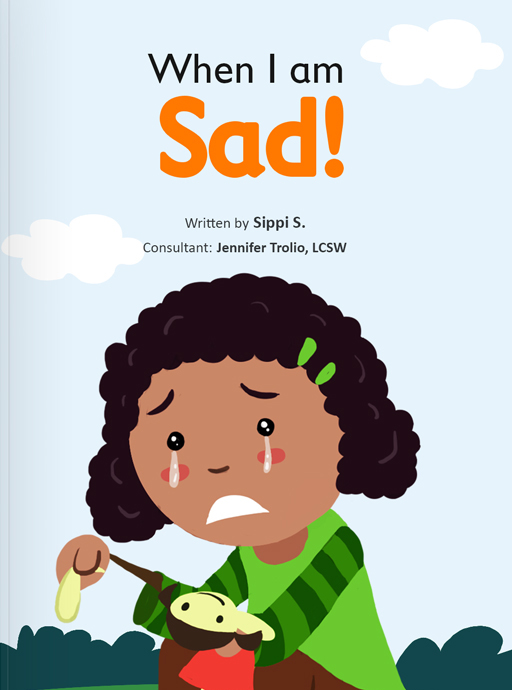 Sadness clipart sad child Am I When understand young
