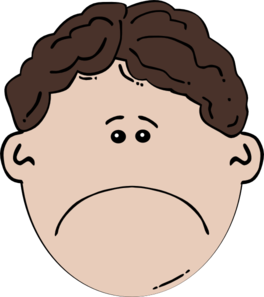 Sadness clipart sad child Pix com Face sad clipartsgram