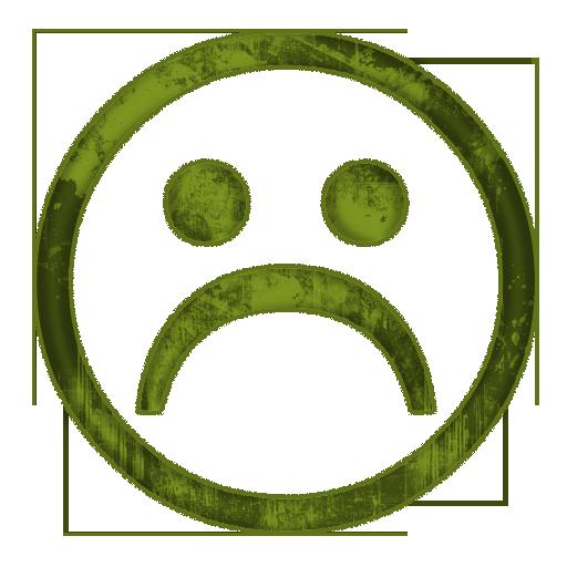 Sadness clipart sick face #14