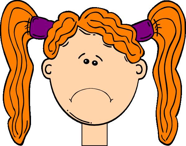 Sadness clipart upset #4