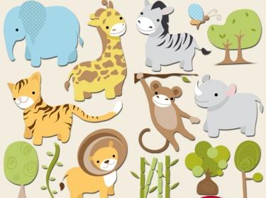 Safari clipart FREE Art Clip Art FREE