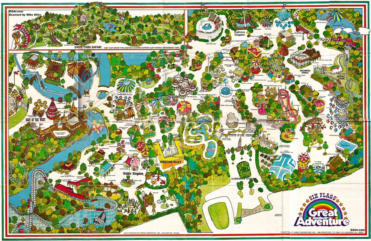Park clipart great america And Clipart Royalty  Art