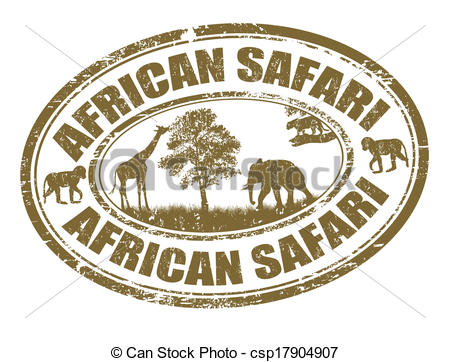 Africa clipart african safari Safari of African Clipart safari