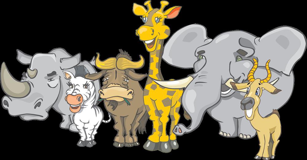 Safari clipart african safari Safari  Art African Clip