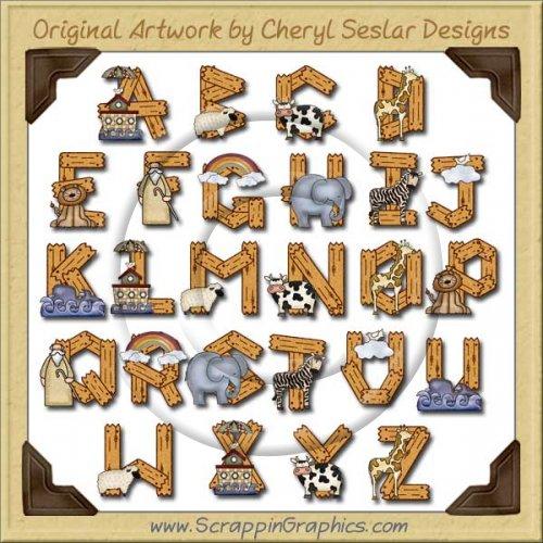 Safari clipart alphabet Art Cheryl Alphabet Alphabet Download