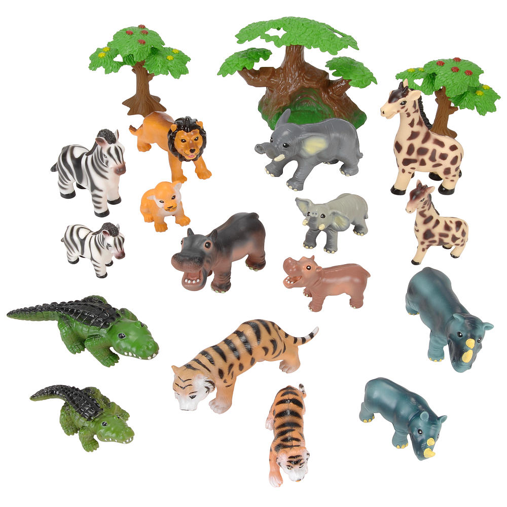 Safari clipart animal plant Playset Planet Baby Baby &