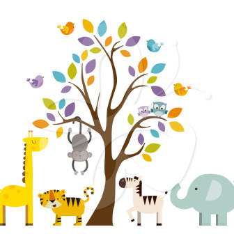 Safari clipart animal plant Clipart Animals Images Baby Clipart