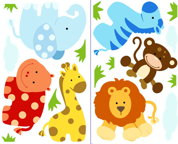 Bugs clipart jungle Clipart Baby jungle Animals baby