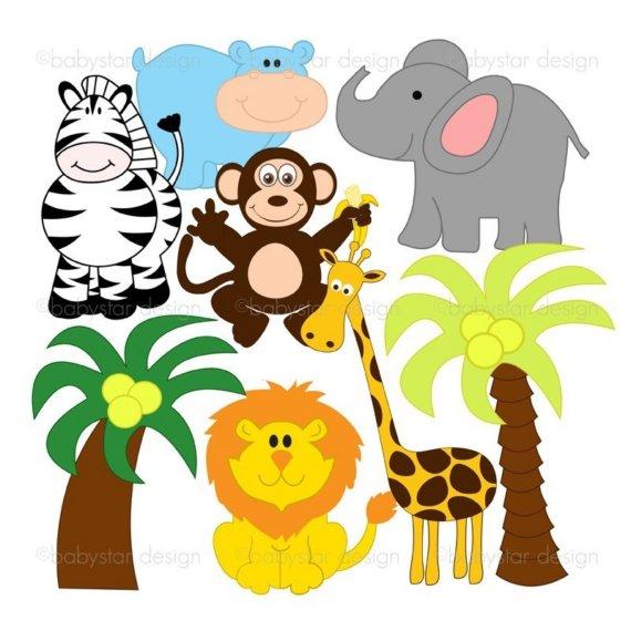Safari clipart animated animal Animals Clipart Free Panda safari%20clipart