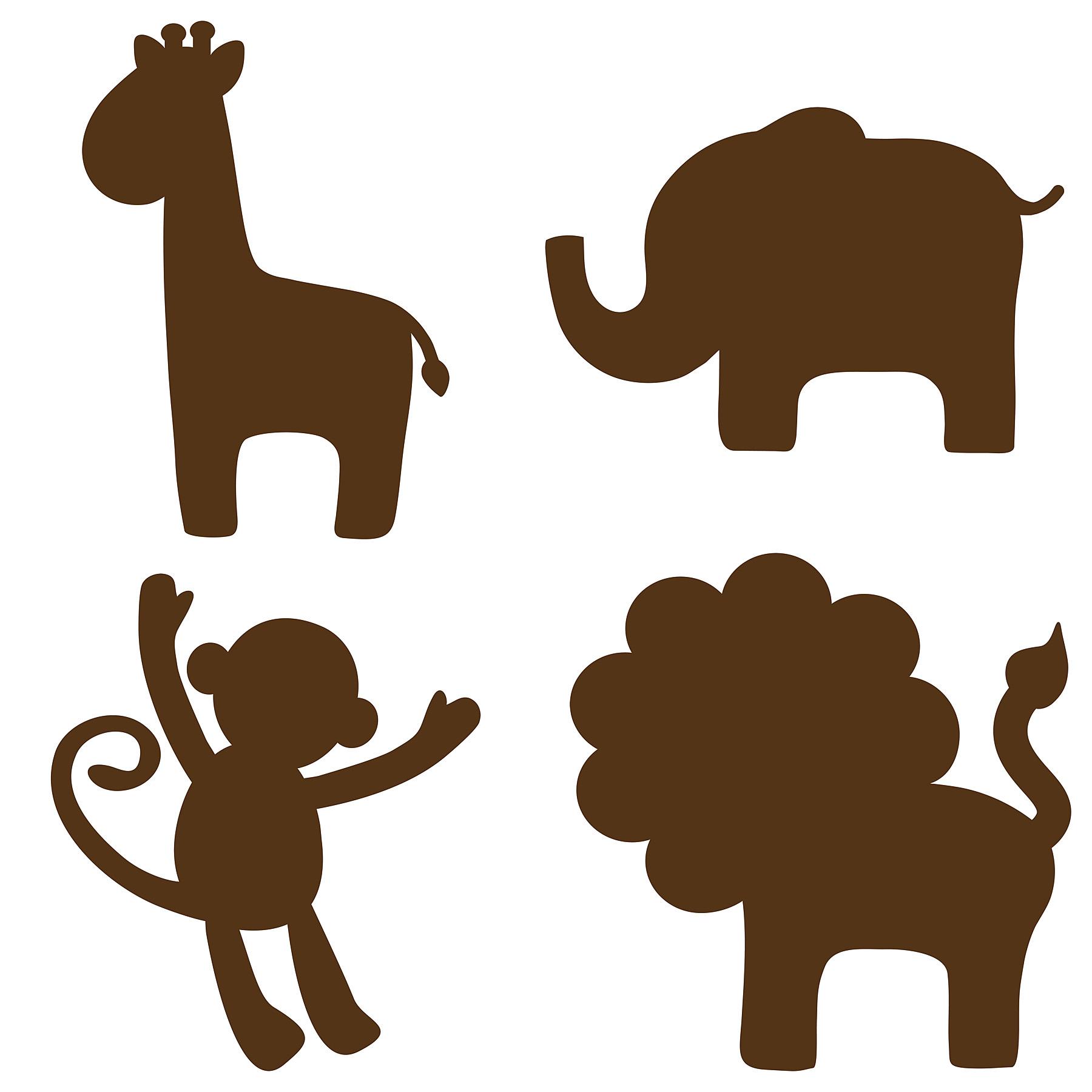 Baby clipart carabao 1800x1800 Art Safari giraffe clipart