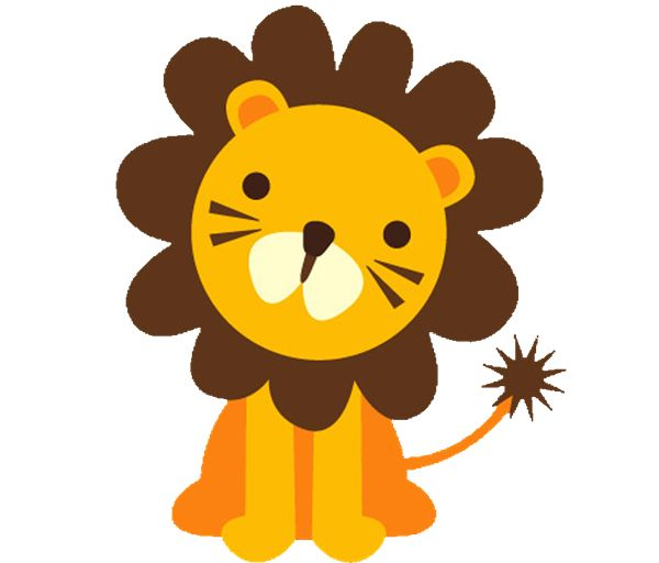 Safari clipart baby lion Lion 25+ Lion COLORS CLIPART
