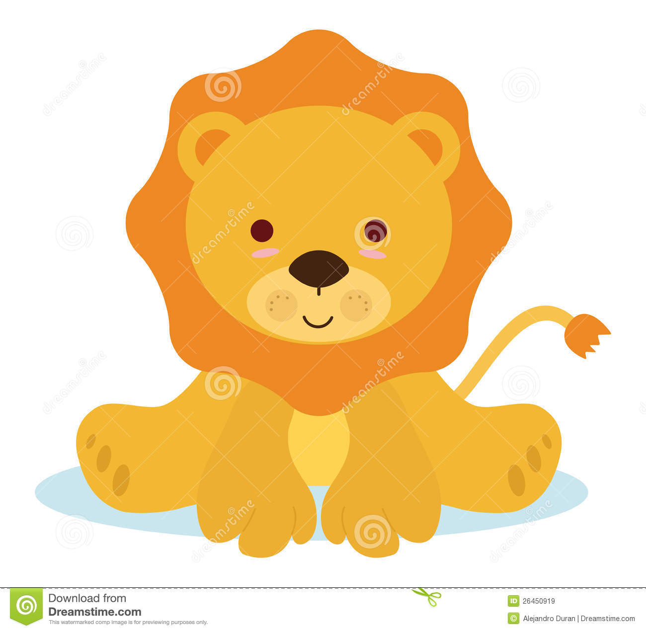 Animal clipart baby lion Baby Clipart Lion Clipart Panda