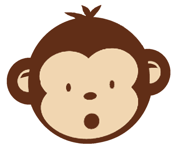 Safari clipart baby monkey Http://order com Monkey and Image