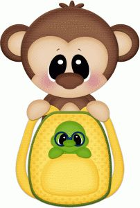 Safari clipart backpack Monkey I'm about Pinterest in