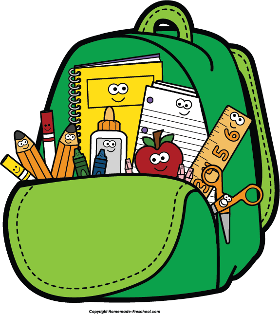 Safari clipart backpack School clipart clipart Back School