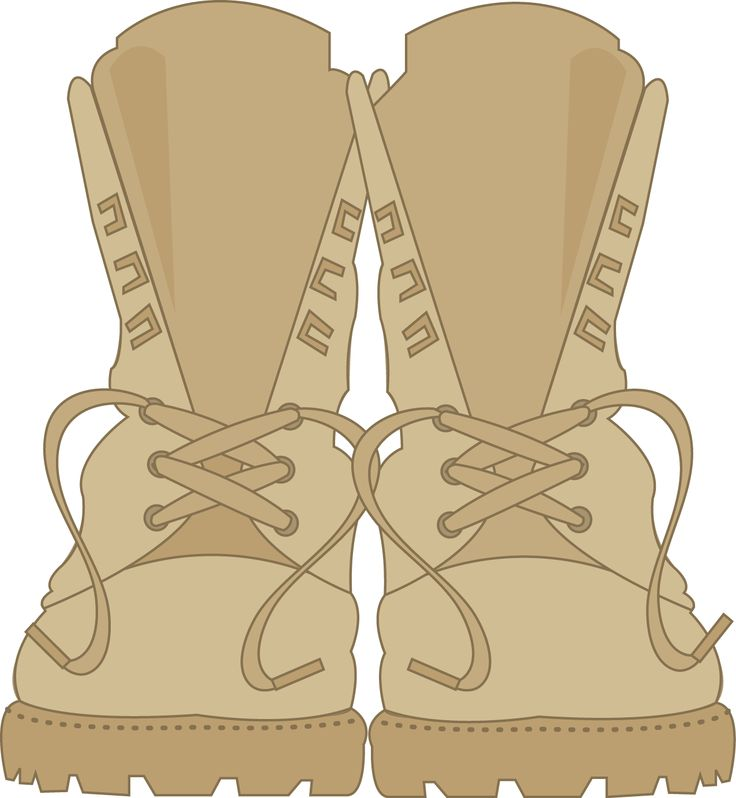 Safari clipart boot #1