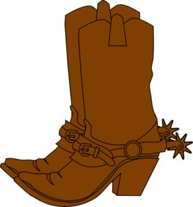 Safari clipart boot #3