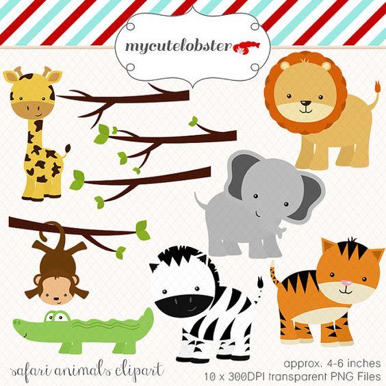 Safari clipart boot #5