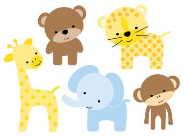 Safari clipart cartoon Animals Clip cartoon free Results
