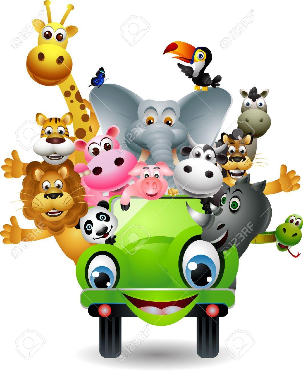 Safari clipart cartoon Stock 1 Cliparts Baboon clipart