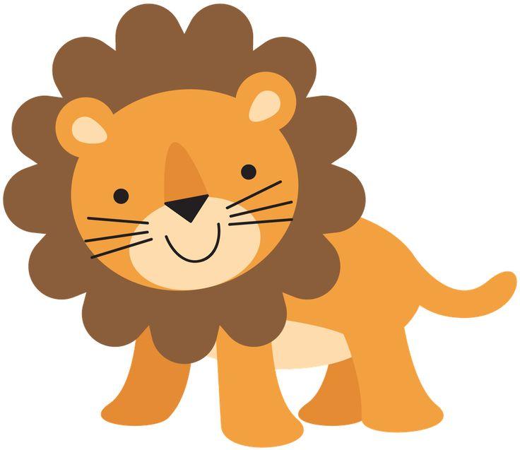 Animl clipart lion 67 images ClipartCartoon · e