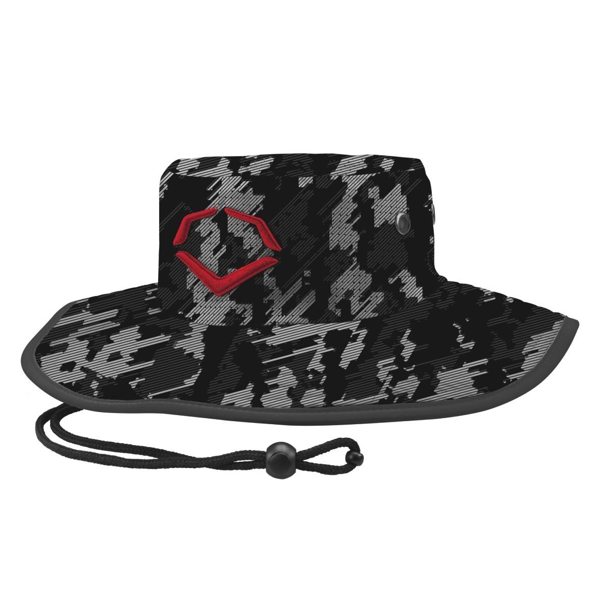 Safari clipart fishing hat EvoShield Hats Hat Logo Evoshield