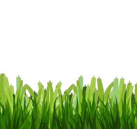 Rock clipart grass patch #6