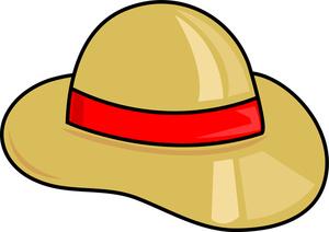 Safari clipart hat clip art Hat Hat Safari Image Clipart