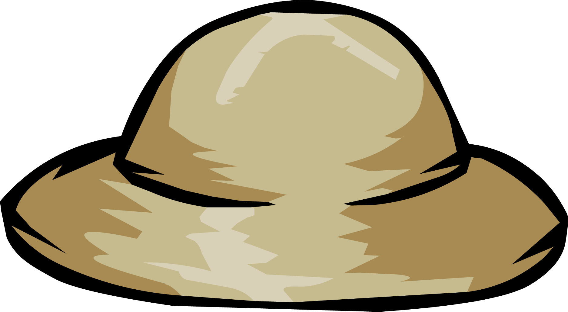 Safari clipart hat clip art By Club Hat FANDOM Hat