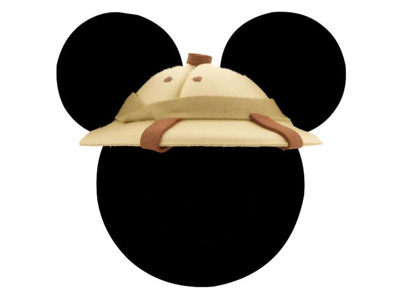 Safari clipart hat clip art Clipart Hat Hat Mickey Safari
