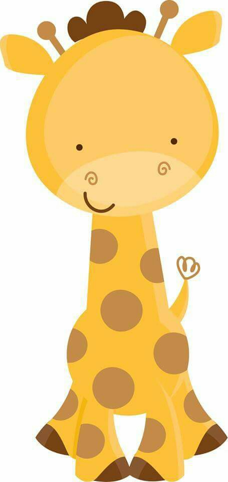 Giraffe clipart drink water Más  Jungle Safari Monkey