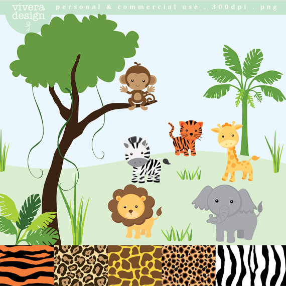 Amphibian clipart organism Clipart tiger Trees Animal Clip