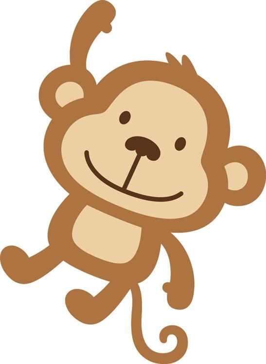 Baboon clipart baby About ART on MONKEY CLIP