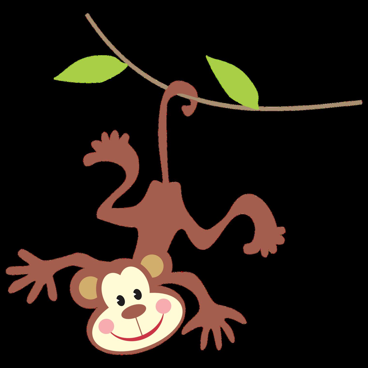 Safari clipart rainforest monkey Com clipart Gclipart Monkey Jungle