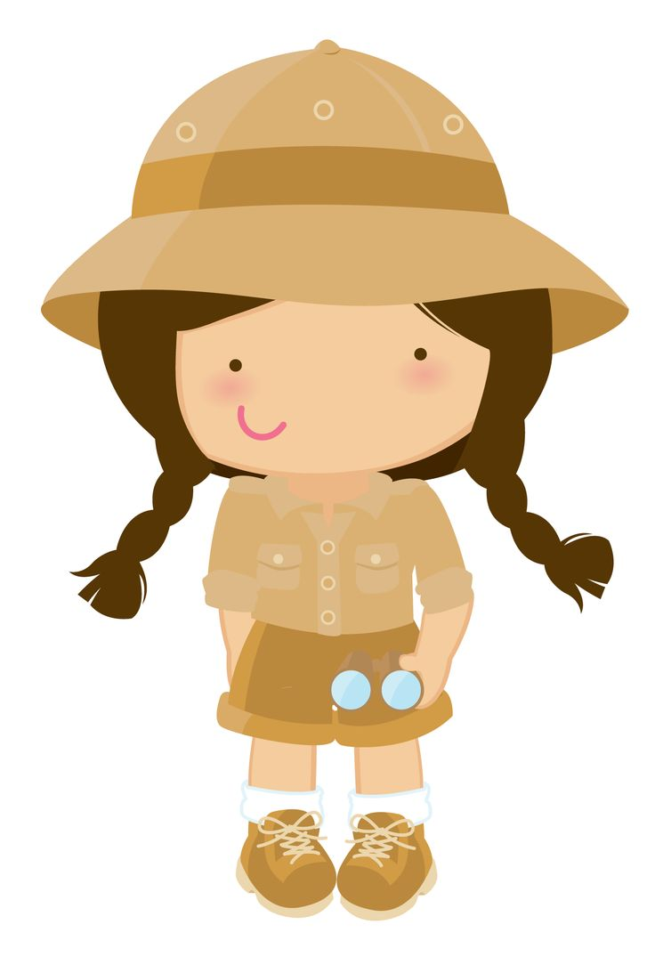 Zoo clipart tour guide Pinterest Safari on png II
