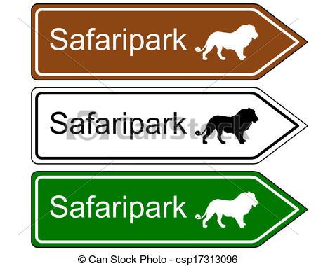 Safari clipart safari park #1