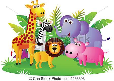 Safari clipart safari park #5