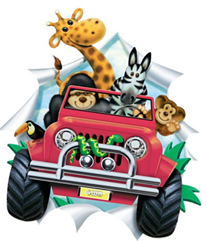 Safari clipart safari park #10