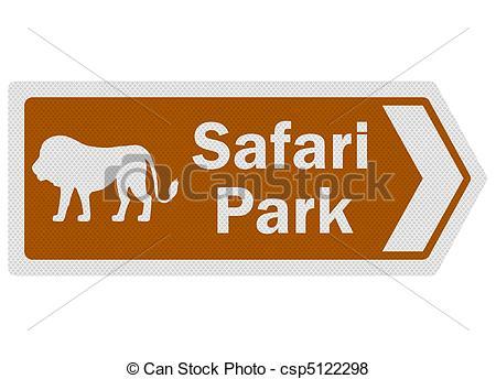 Safari clipart safari park #3
