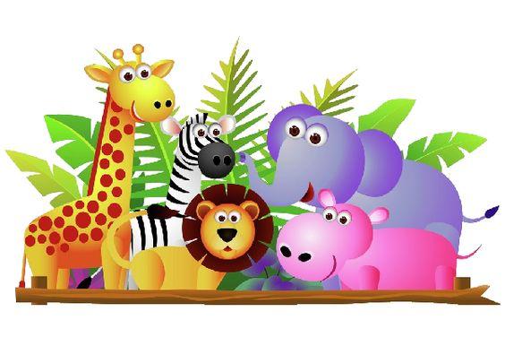 Safari clipart safari park #7