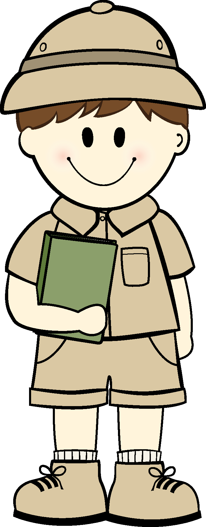 Zoo clipart tour guide Safari  WEEKDAYS Geography 4:30pm