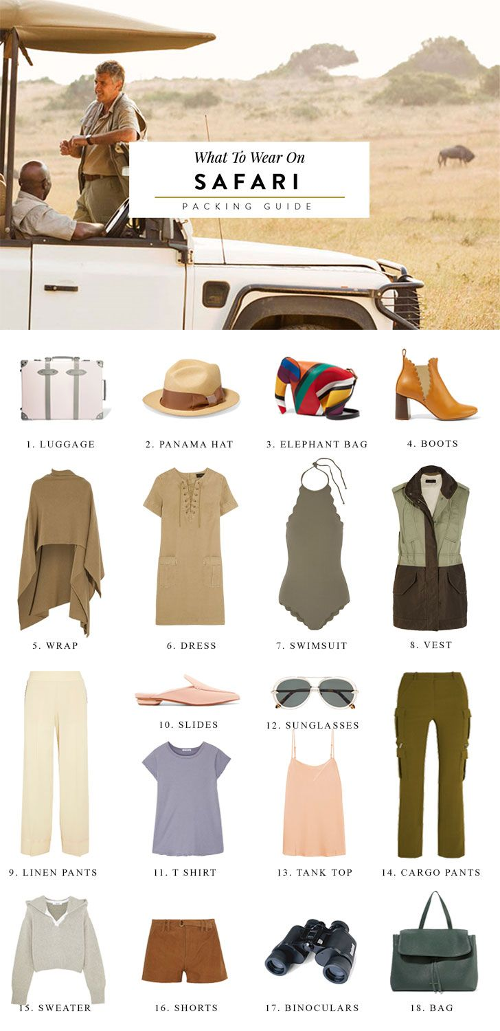 Adventure clipart african safari Must Best on Wear Things