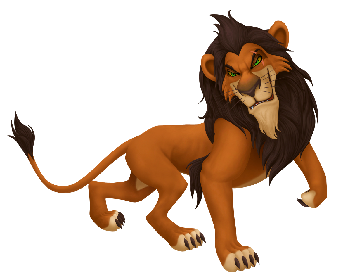 The Lion King clipart scar Transparent Cliparts Gallery Download Clip