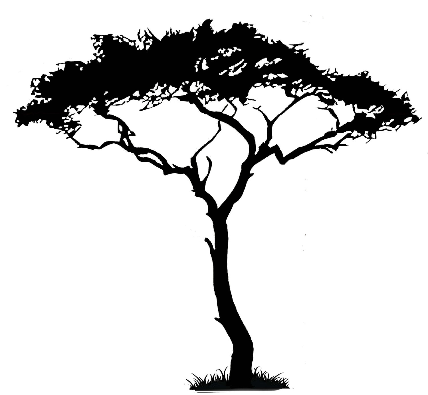 Branch clipart african tree Tree cute Sweet  is