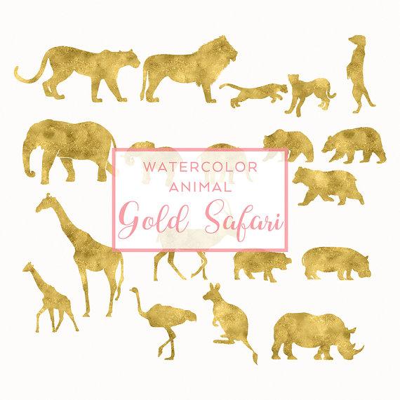 Safari clipart wildlife PaperlyStudio Deer Download  Clip